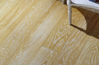Oak elegance white limed  by  Nolte
