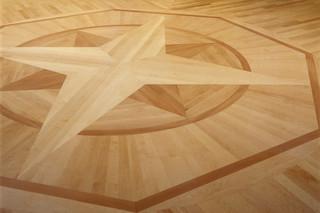 Tafelboden Stern  von  Nolte