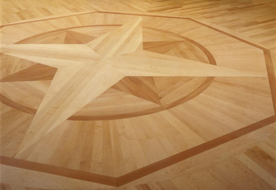 Tafelboden Stern