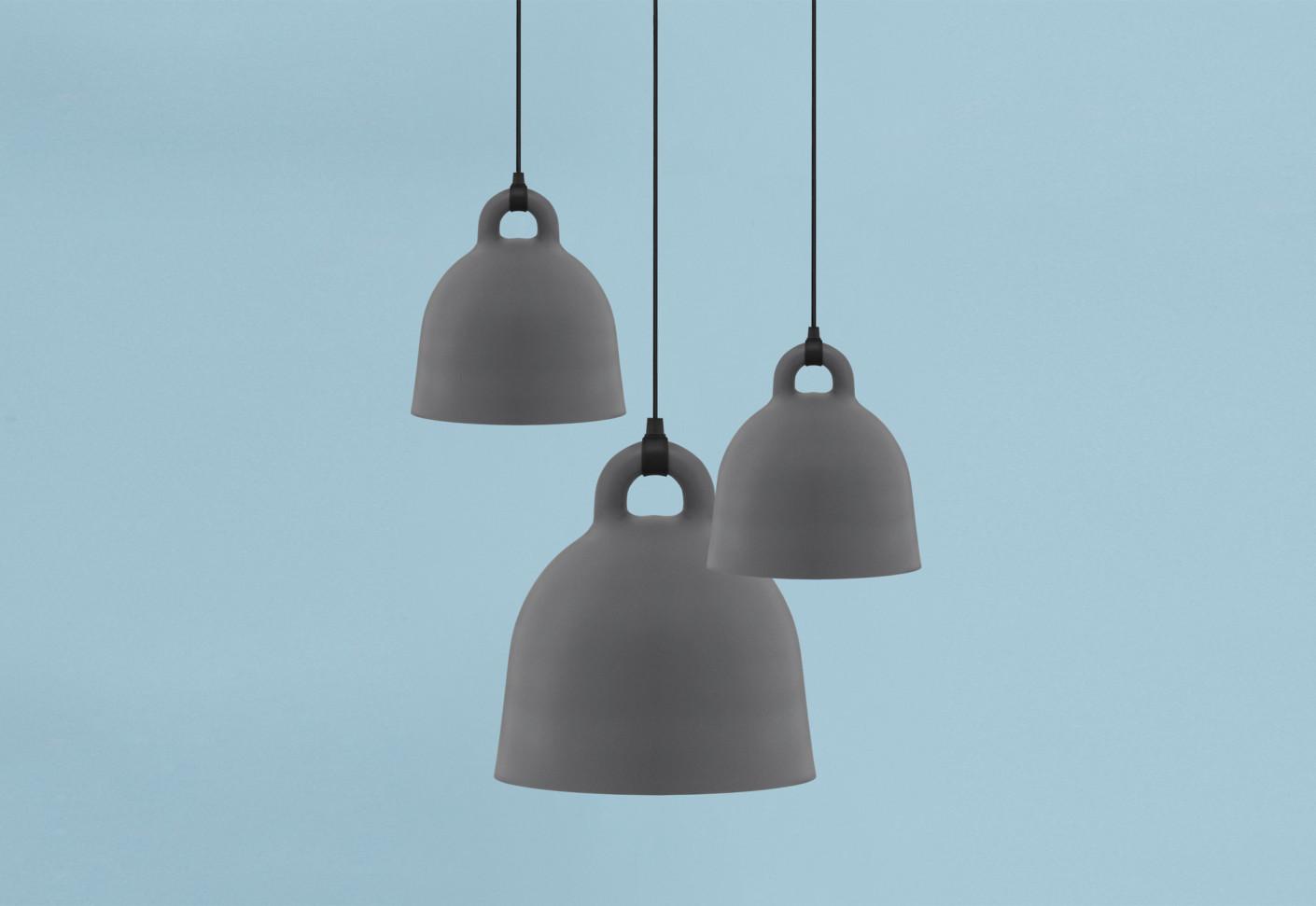 bell lamp by normann copenhagen stylepark. Black Bedroom Furniture Sets. Home Design Ideas