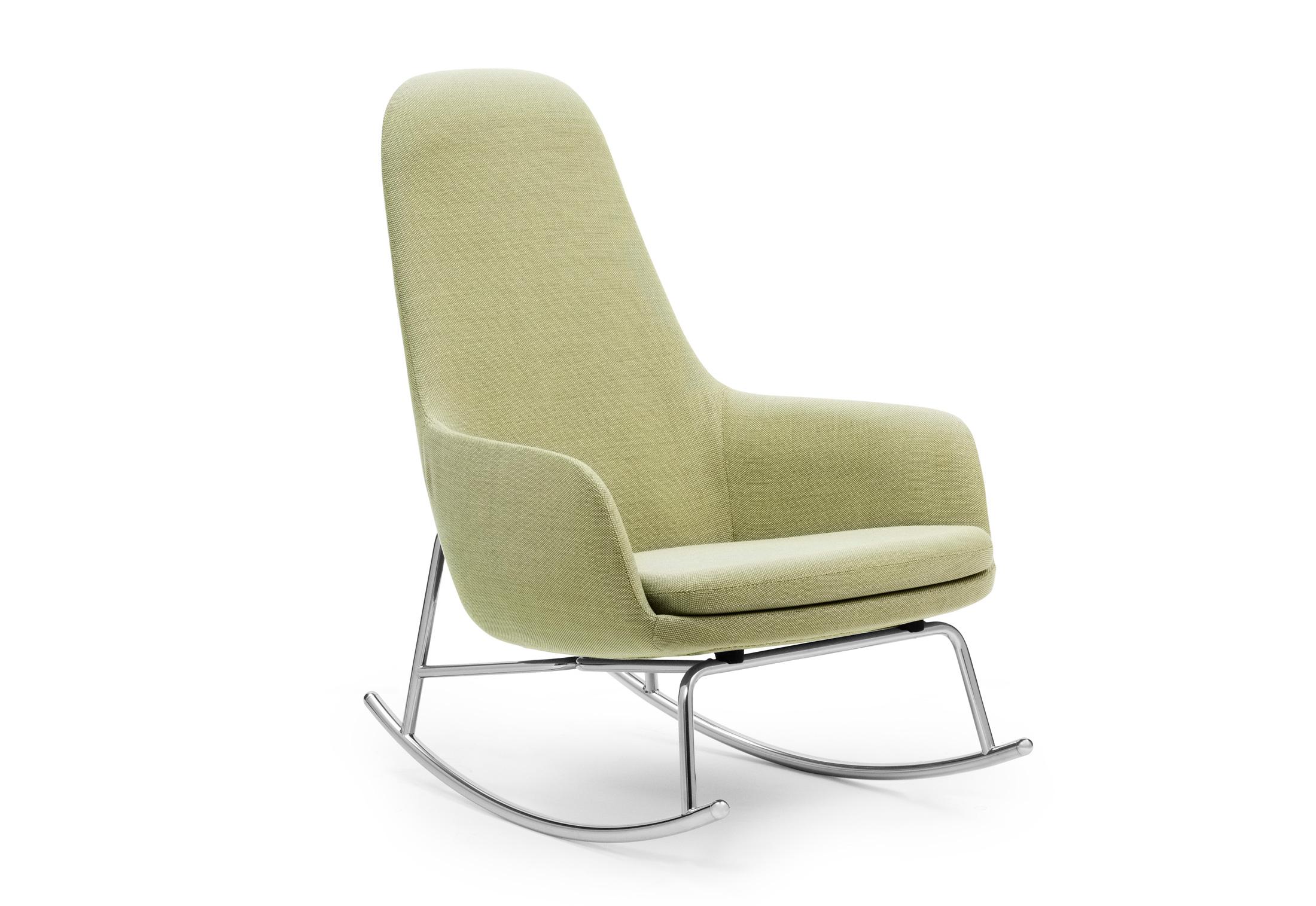 Phenomenal Era Rocking Chair High By Normann Copenhagen Stylepark Creativecarmelina Interior Chair Design Creativecarmelinacom