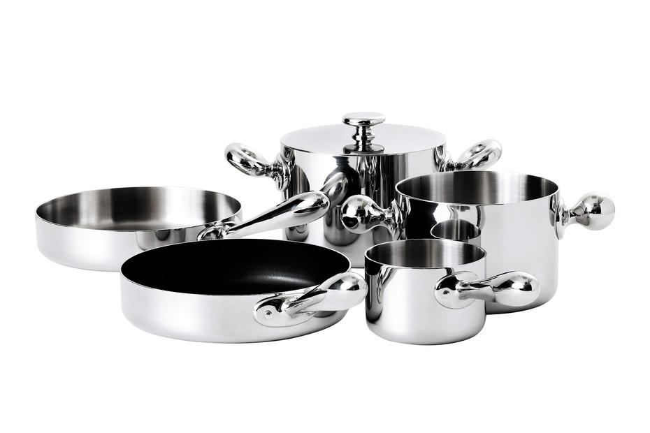 Familia Sauté pan with lid: