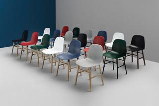 Form chair  by  Normann Copenhagen