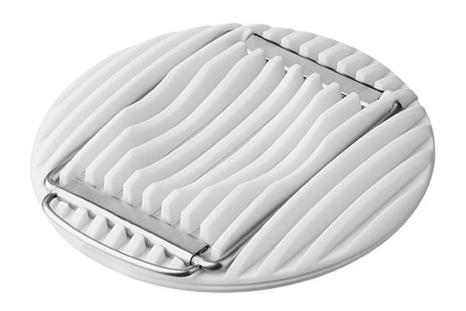 Form egg slicer