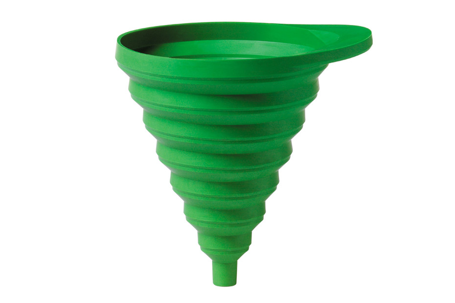 Funnel cone