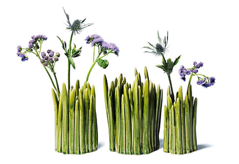 normann grass vase