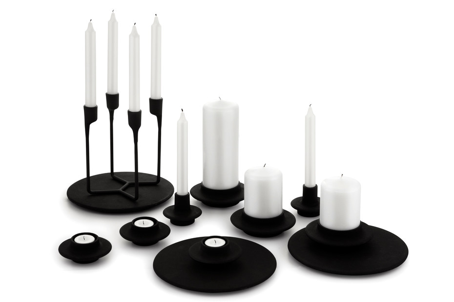 Heima candle holder with 4 arms