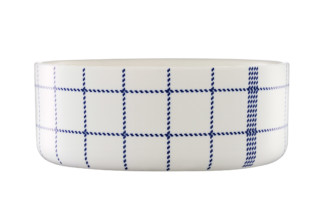 Mormor Blue bowl large  by  Normann Copenhagen
