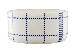 Mormor Blue bowl small  by  Normann Copenhagen