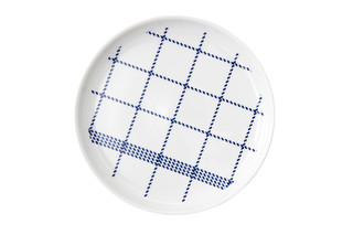 Mormor Blue plate small  by  Normann Copenhagen
