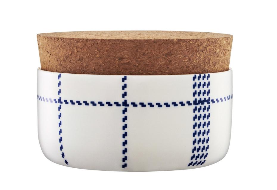 Mormor Blue sugar bowl