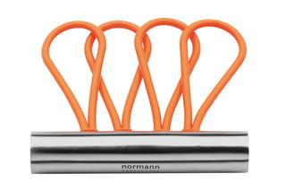 Move tube Schlüsselanhänger  von  Normann Copenhagen