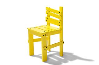 Play chair  by  Normann Copenhagen