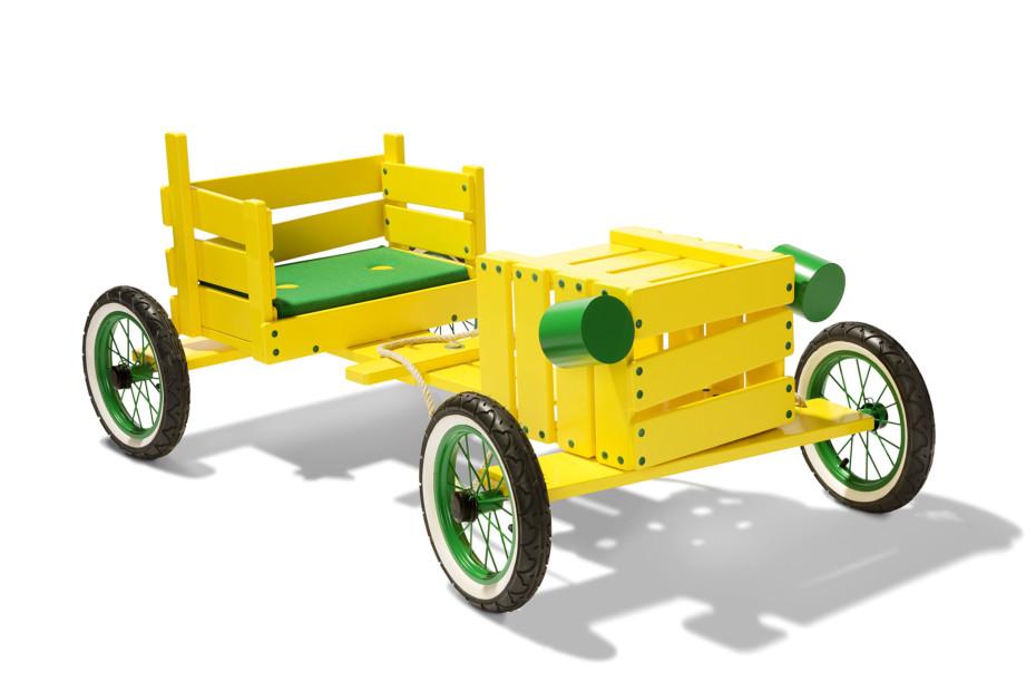 Play soap box cart