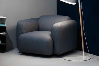 Swell armchair  by  Normann Copenhagen
