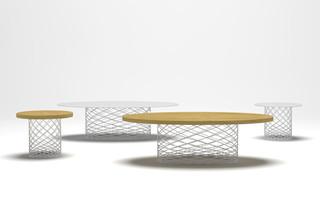 Brooklyn side table  by  Nurus