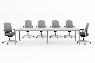 Silva meeting desks  by  Nurus