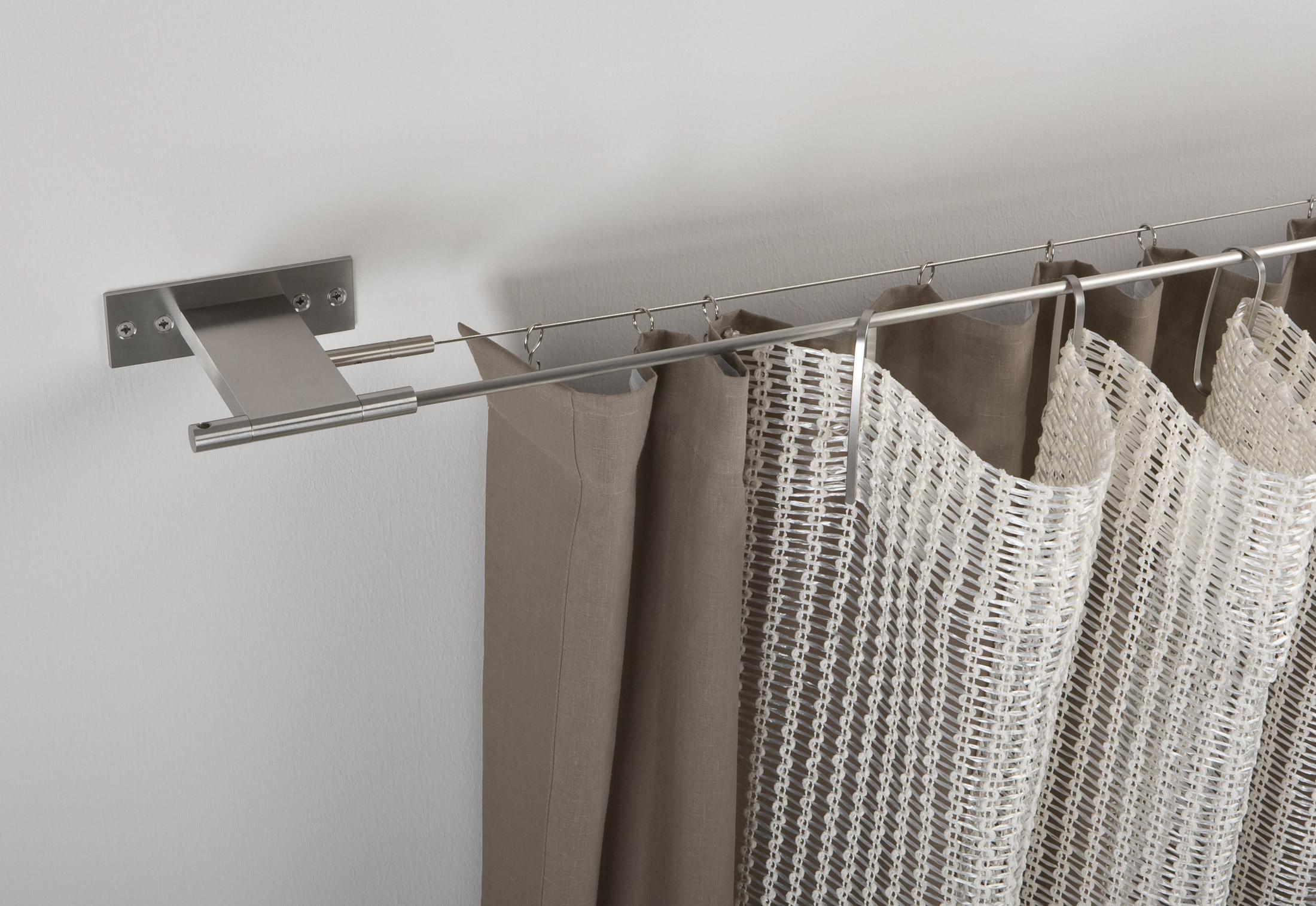 Seilsystem Für Vorhänge – Zuhause Image Idee