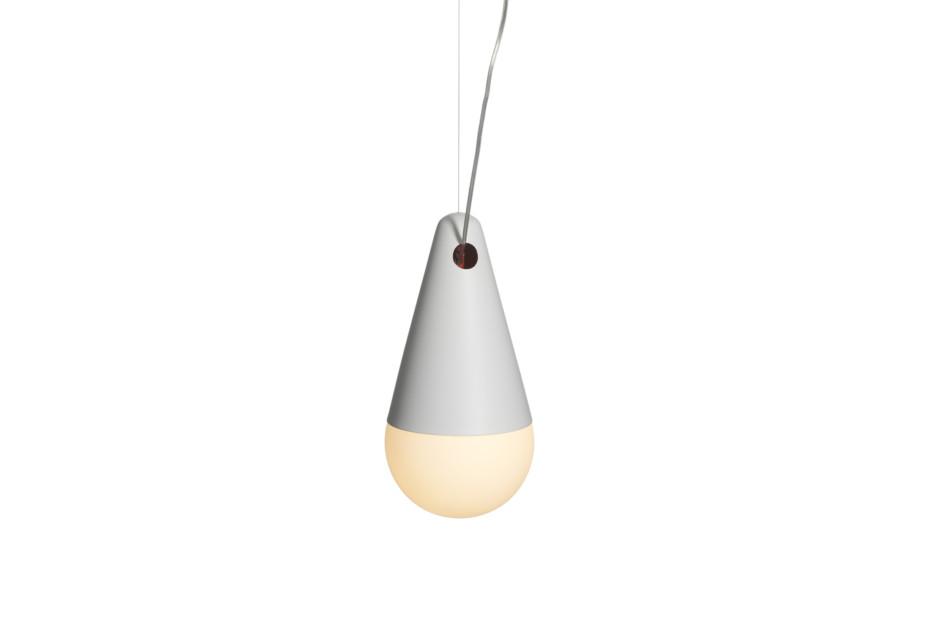 Droplight drop-shaped
