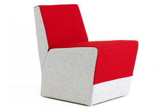 King easy chair  by  OFFECCT