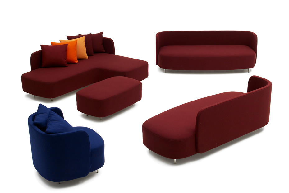 Minima armchair