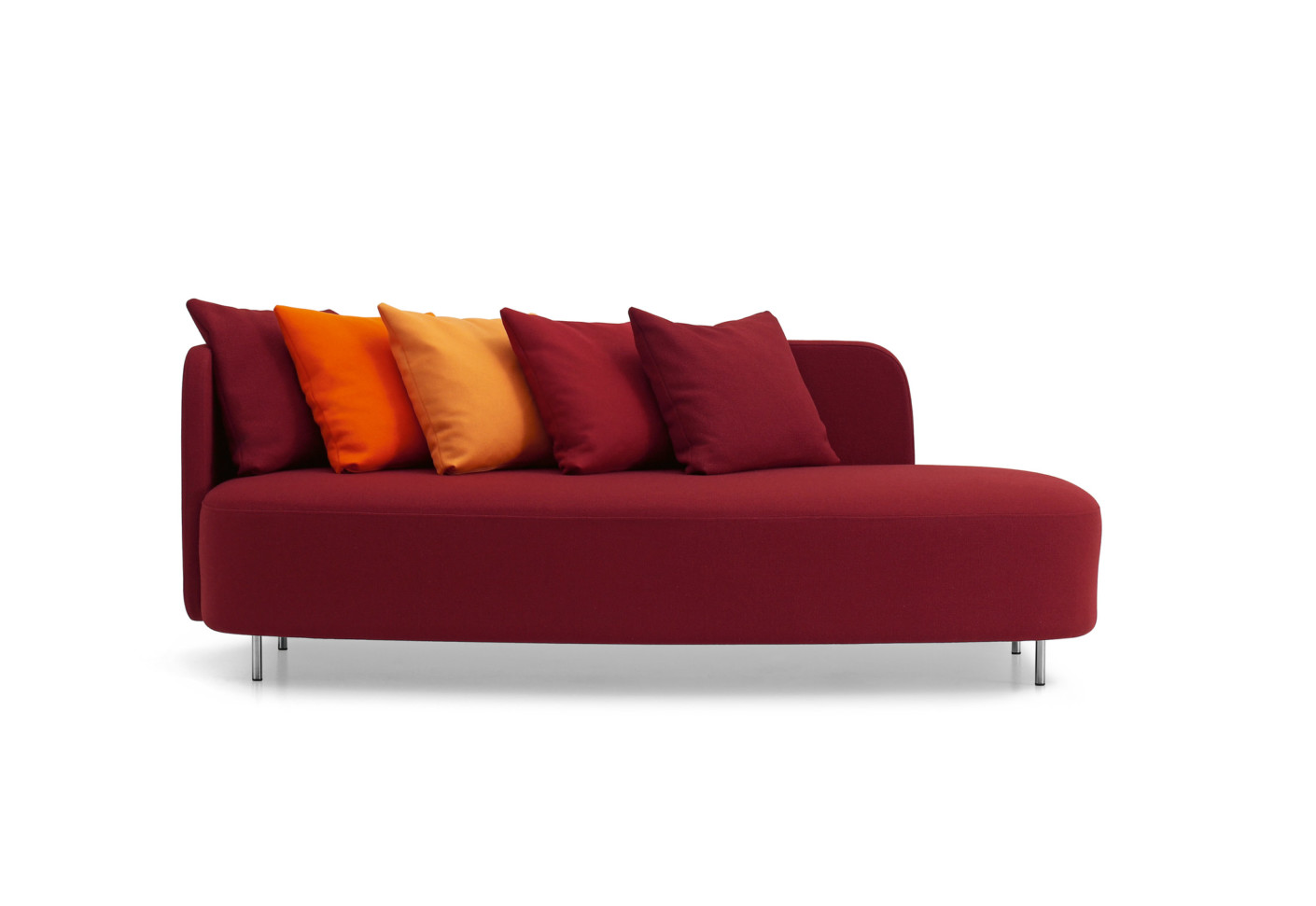 Minima chaise longue by offecct stylepark for Chaise longue manufacturers