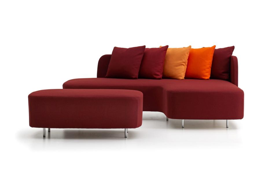 Minima corner sofa