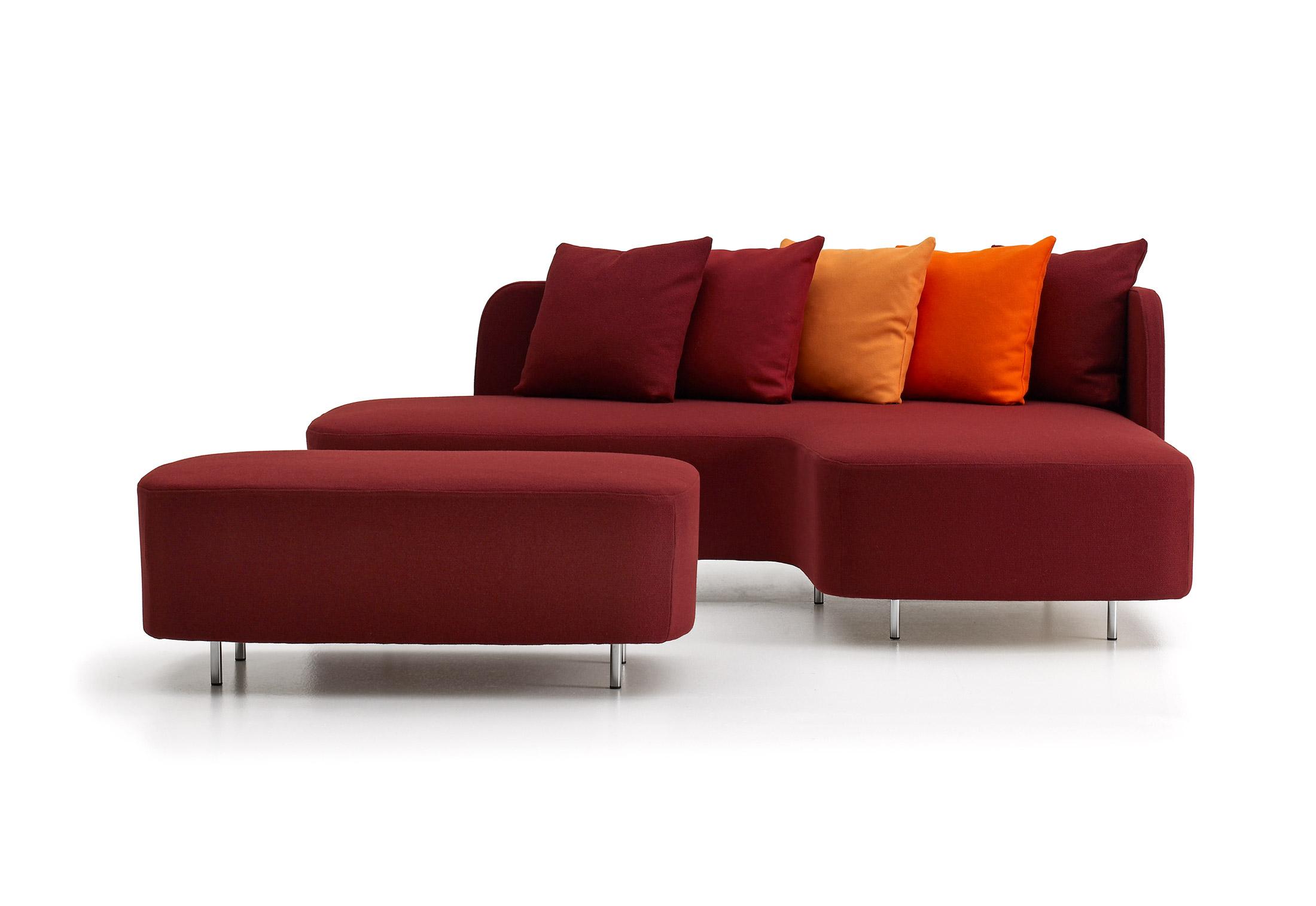 minima ecksofa von offecct stylepark. Black Bedroom Furniture Sets. Home Design Ideas