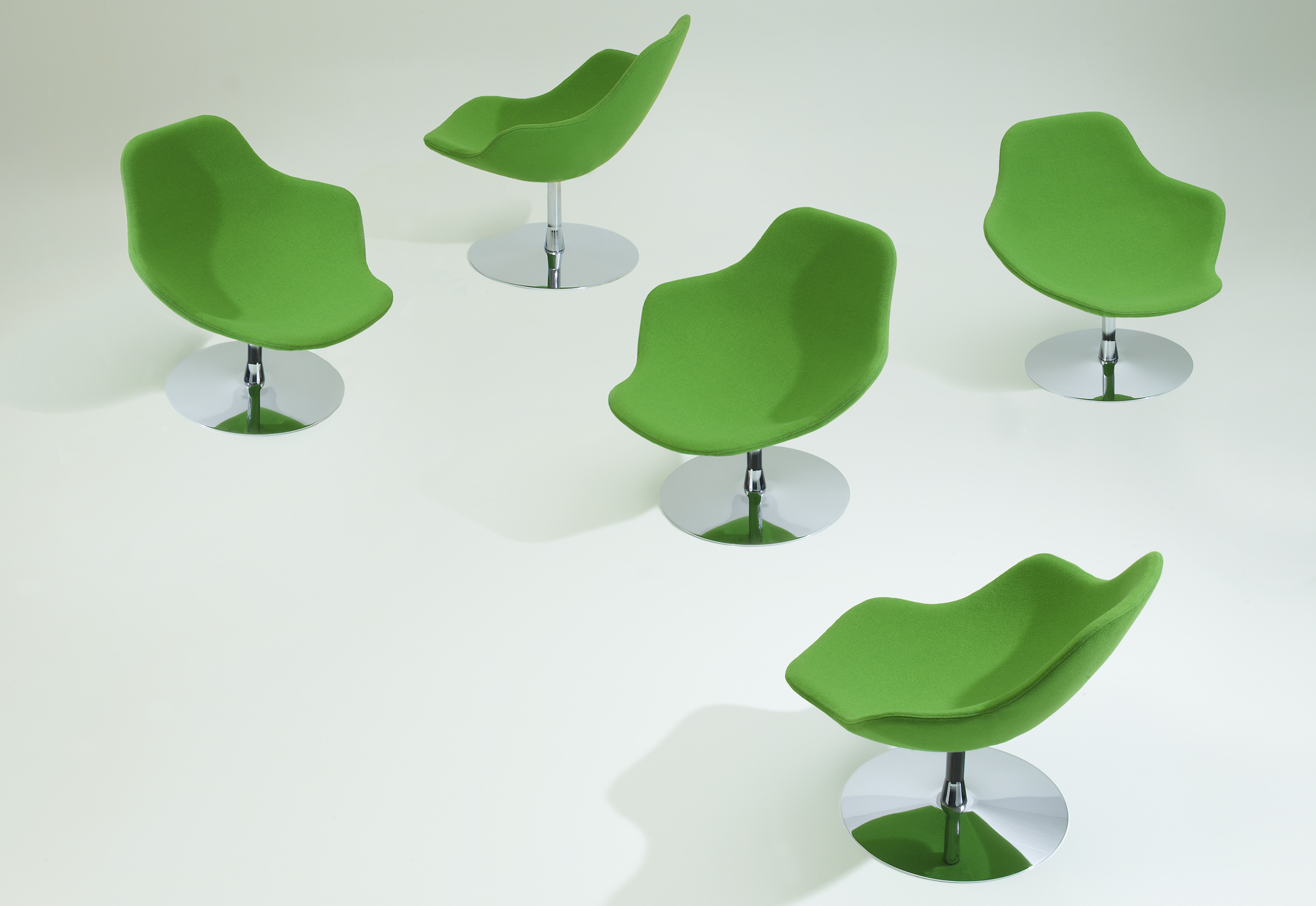 Palma Easy Chair By Offecct Stylepark
