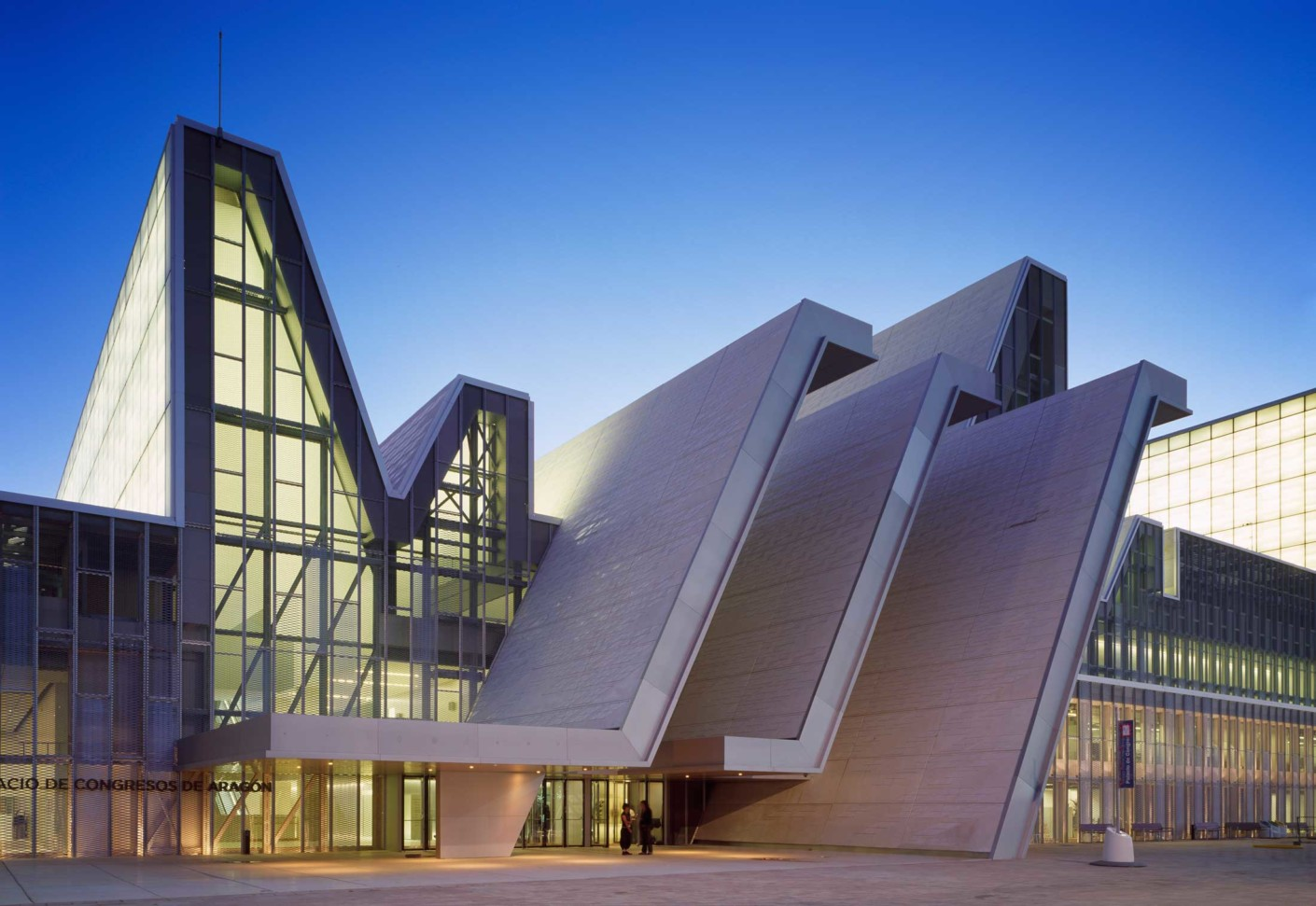 Okalux Convention Center Zaragoza By Okalux Stylepark