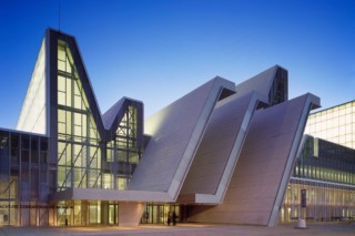 OKALUX, Convention Center, Zaragoza  by  Okalux