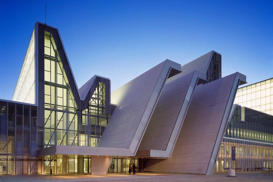 OKALUX, Convention Center, Zaragoza