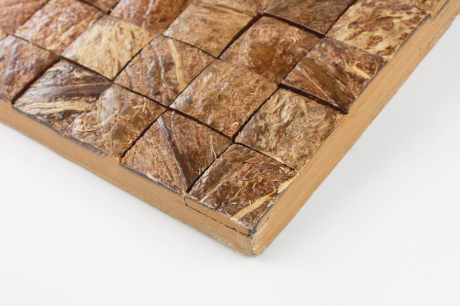 Palm Panel Flex LATTE