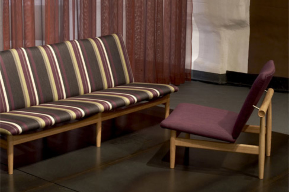 Model 137 armchair