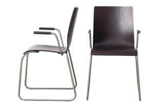 303 chair with armrests  by  Palau