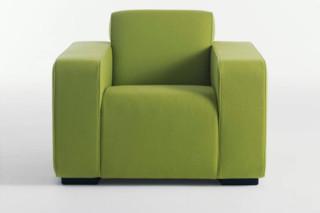 Cream Armchair  by  Palau