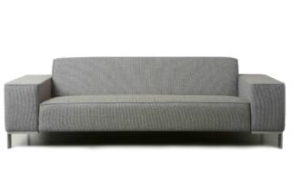 Finch Metal sofa  by  Palau