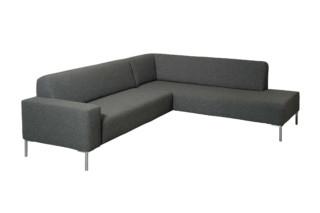Tune corner sofa  by  Palau