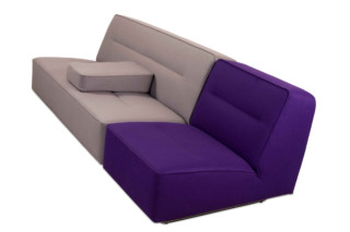 Wave Loveseat armchair  by  Palau