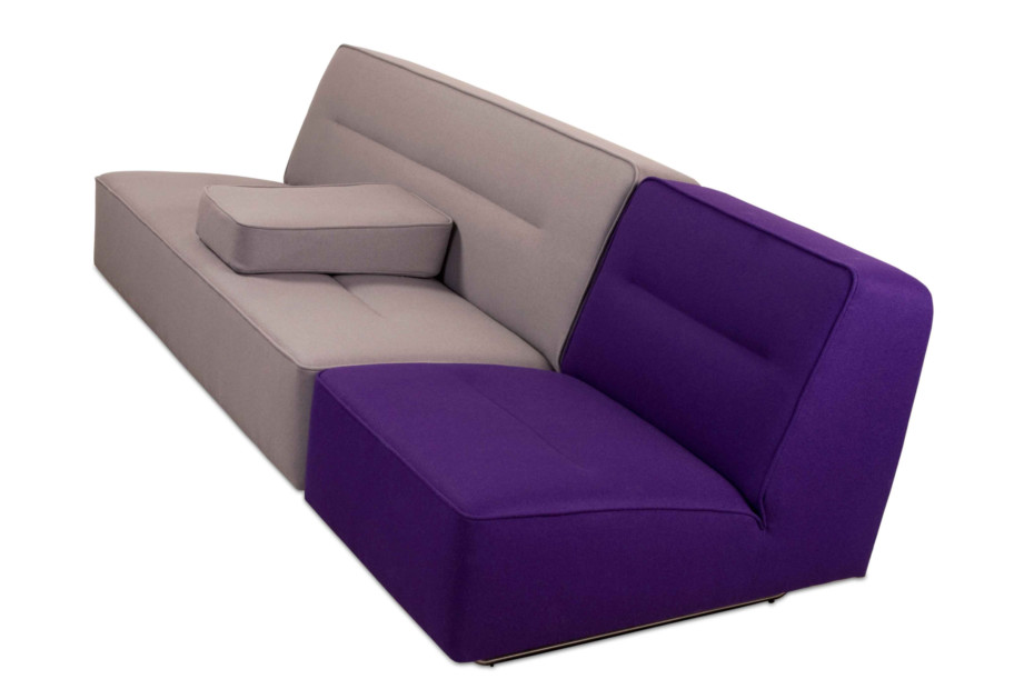 Wave Loveseat armchair