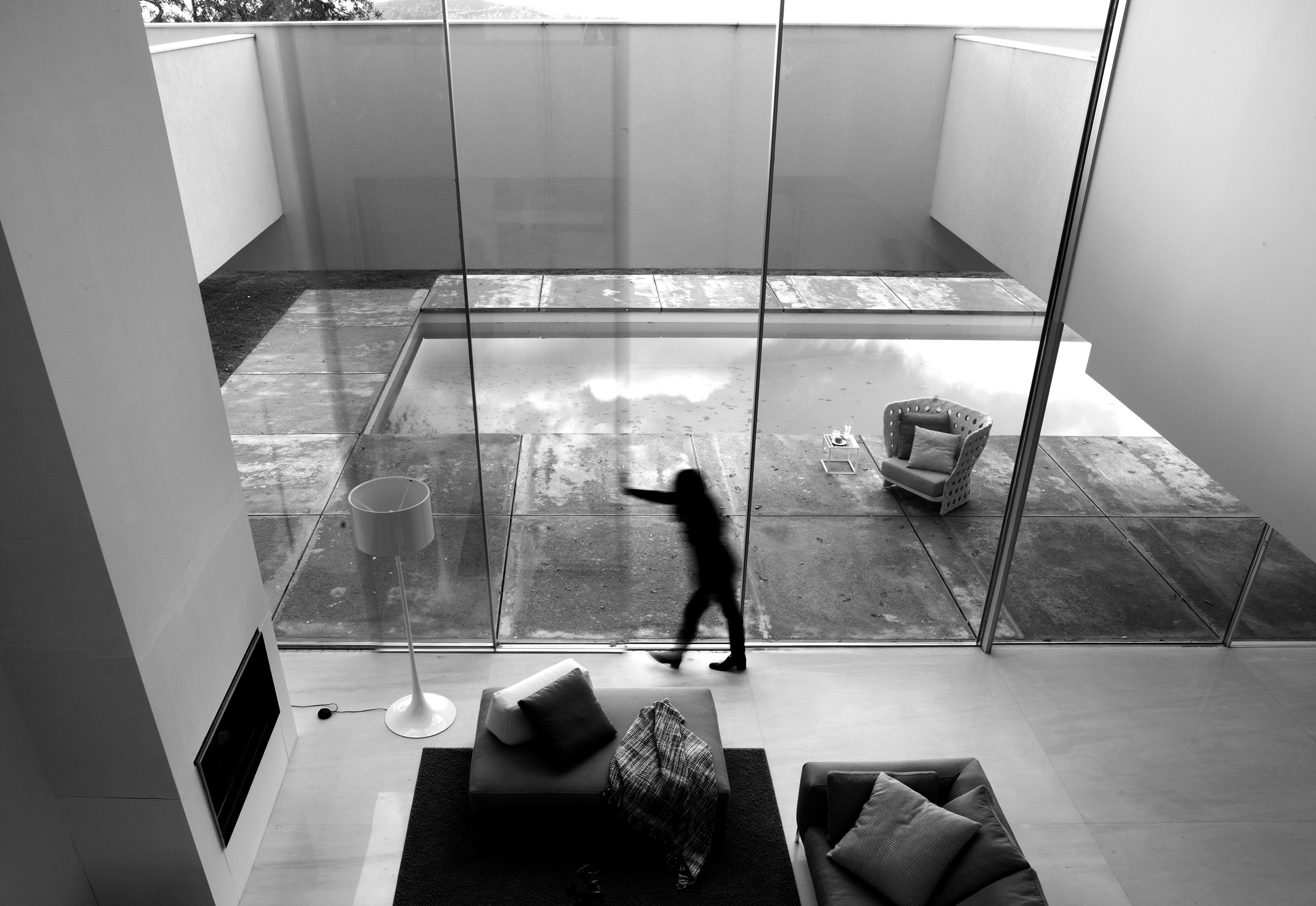... Aluminium Sliding Window, Casa Em Braga ...