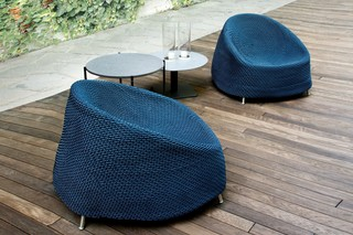 Afra chair  by  Paola Lenti