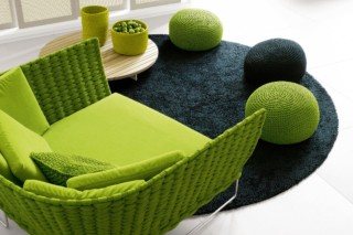 Ami Chaiselongues  by  Paola Lenti