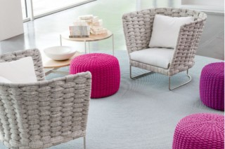 Ami Easy chair  by  Paola Lenti