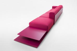 Cover sofa  by  Paola Lenti
