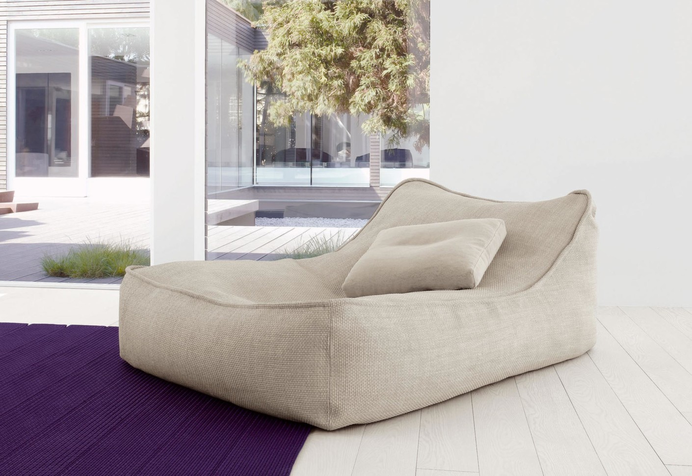 Float Chaiselongues By Paola Lenti Stylepark