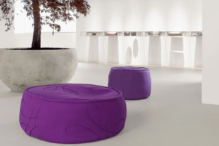 Float Pouf  by  Paola Lenti