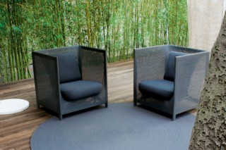 Haven Easy chair  by  Paola Lenti