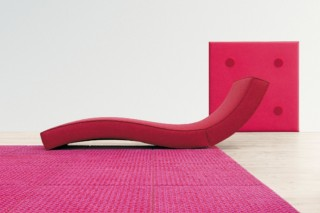 Linea Chaiselongues  by  Paola Lenti