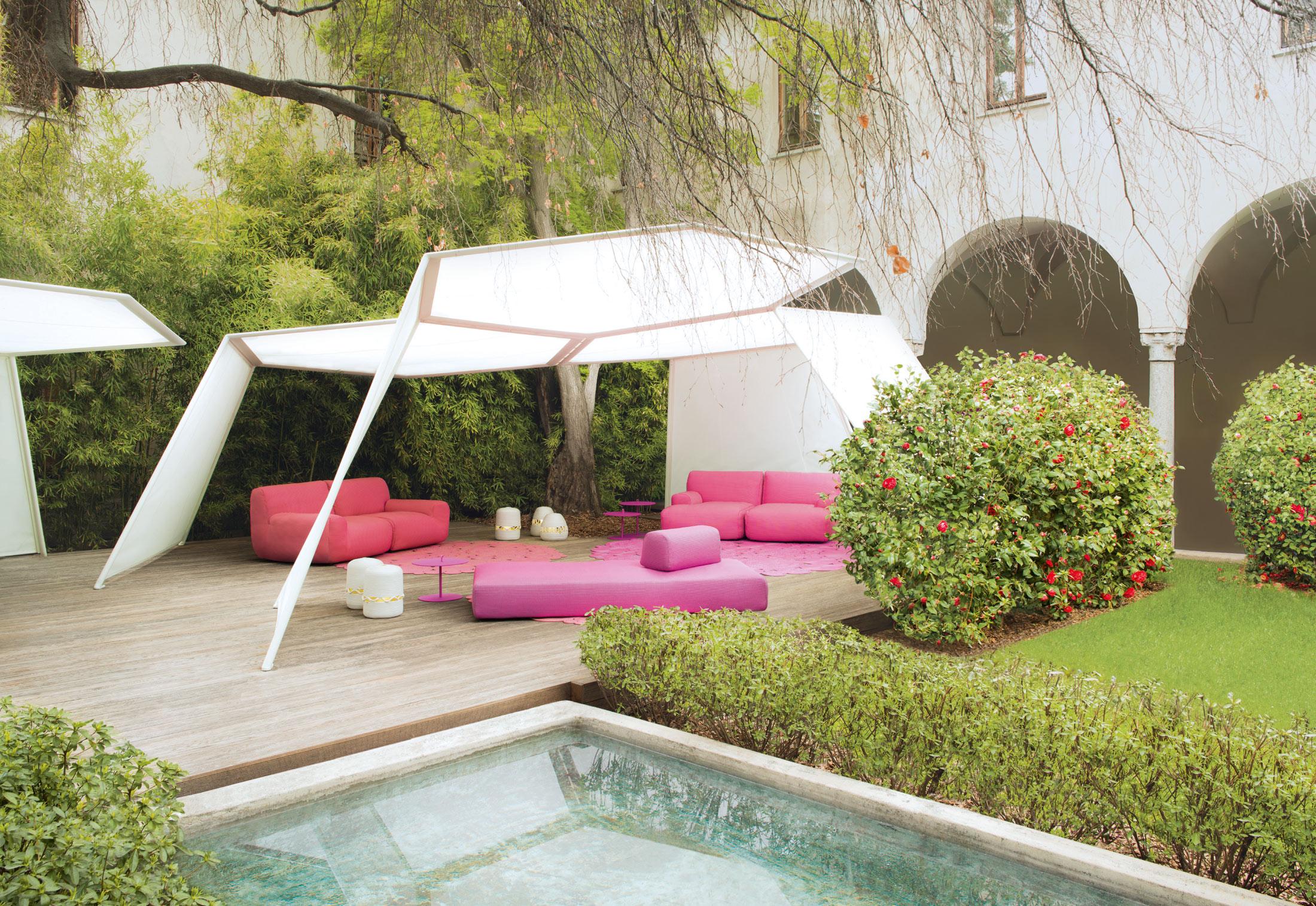 Pavilion by Paola Lenti | STYLEPARK